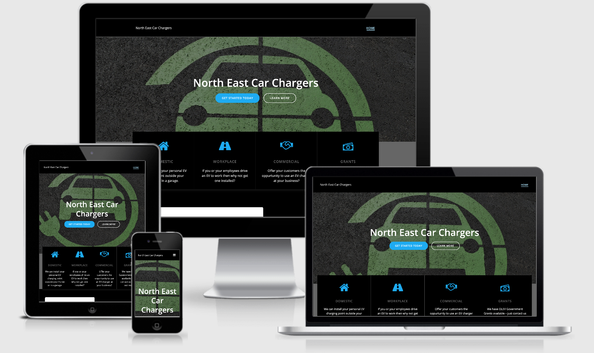 North East Car Chargers (NECC)